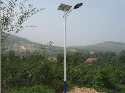 太阳能路灯的灯头有什么特点?